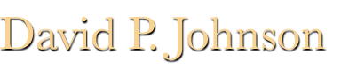 David P. Johnson logo